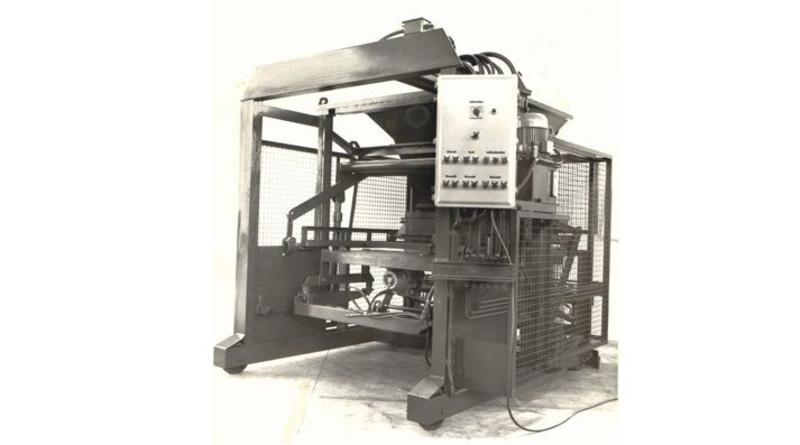 Прототип машины TB